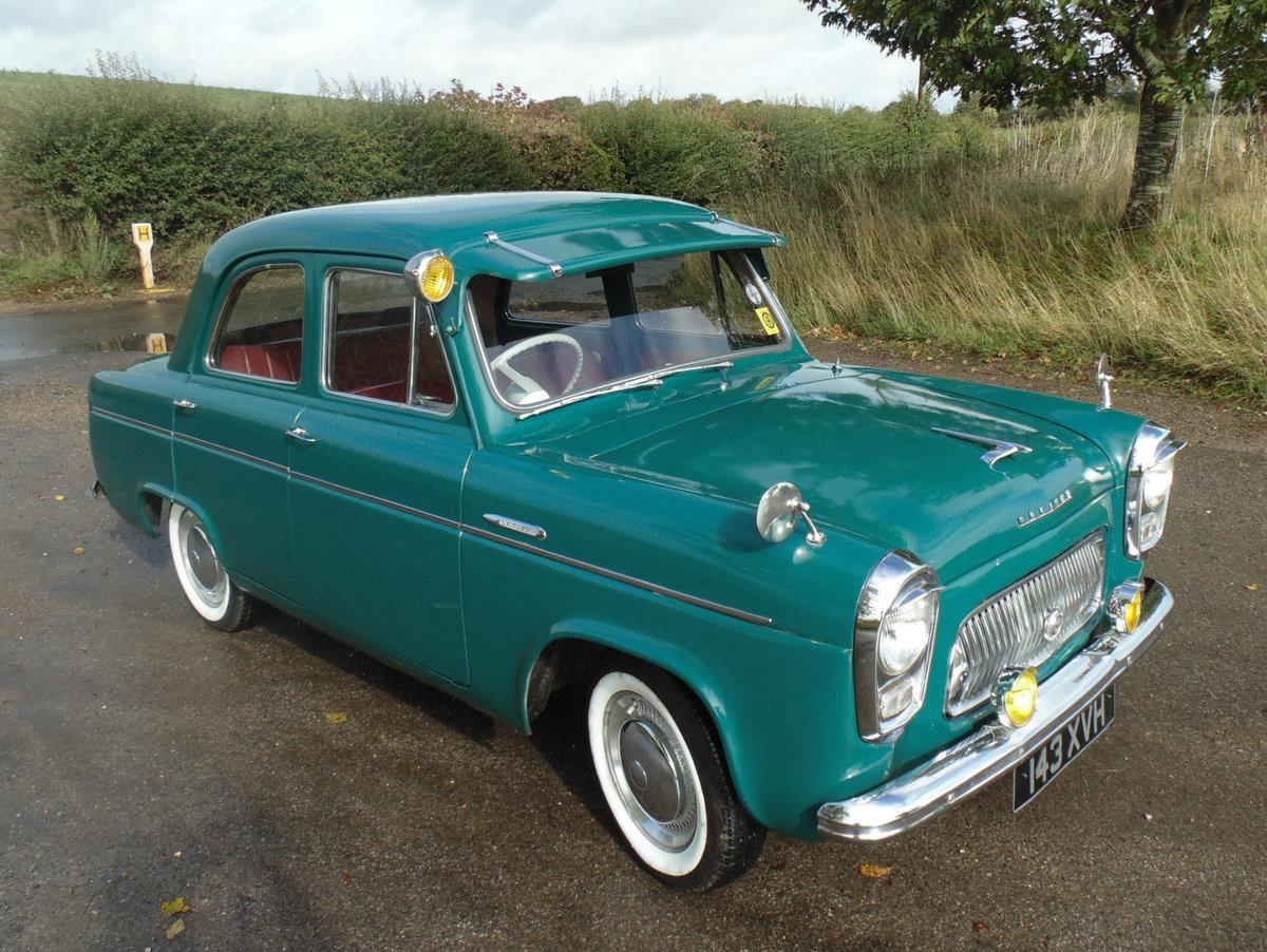 1956 Ford Prefect 100E SOLD (picture 2 of 6)