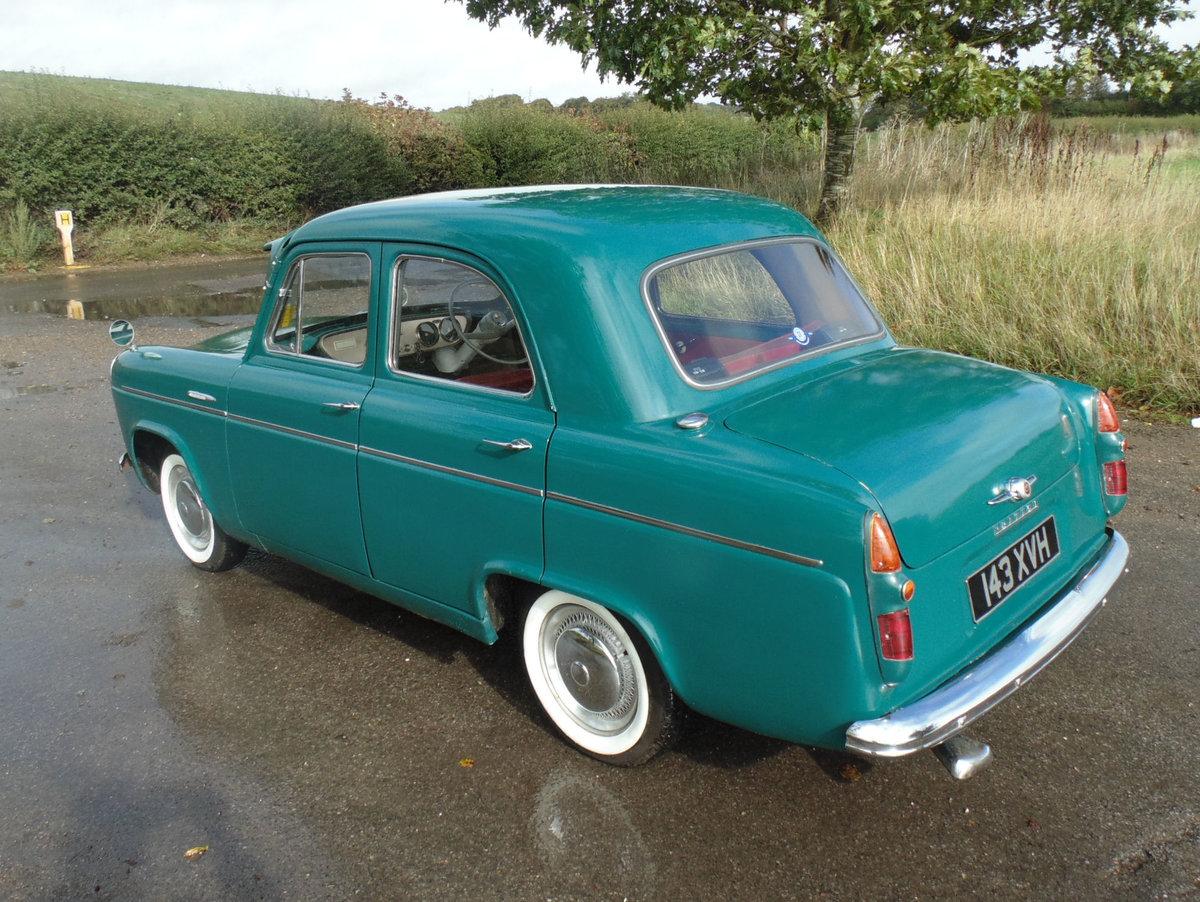 1956 Ford Prefect 100E SOLD (picture 3 of 6)