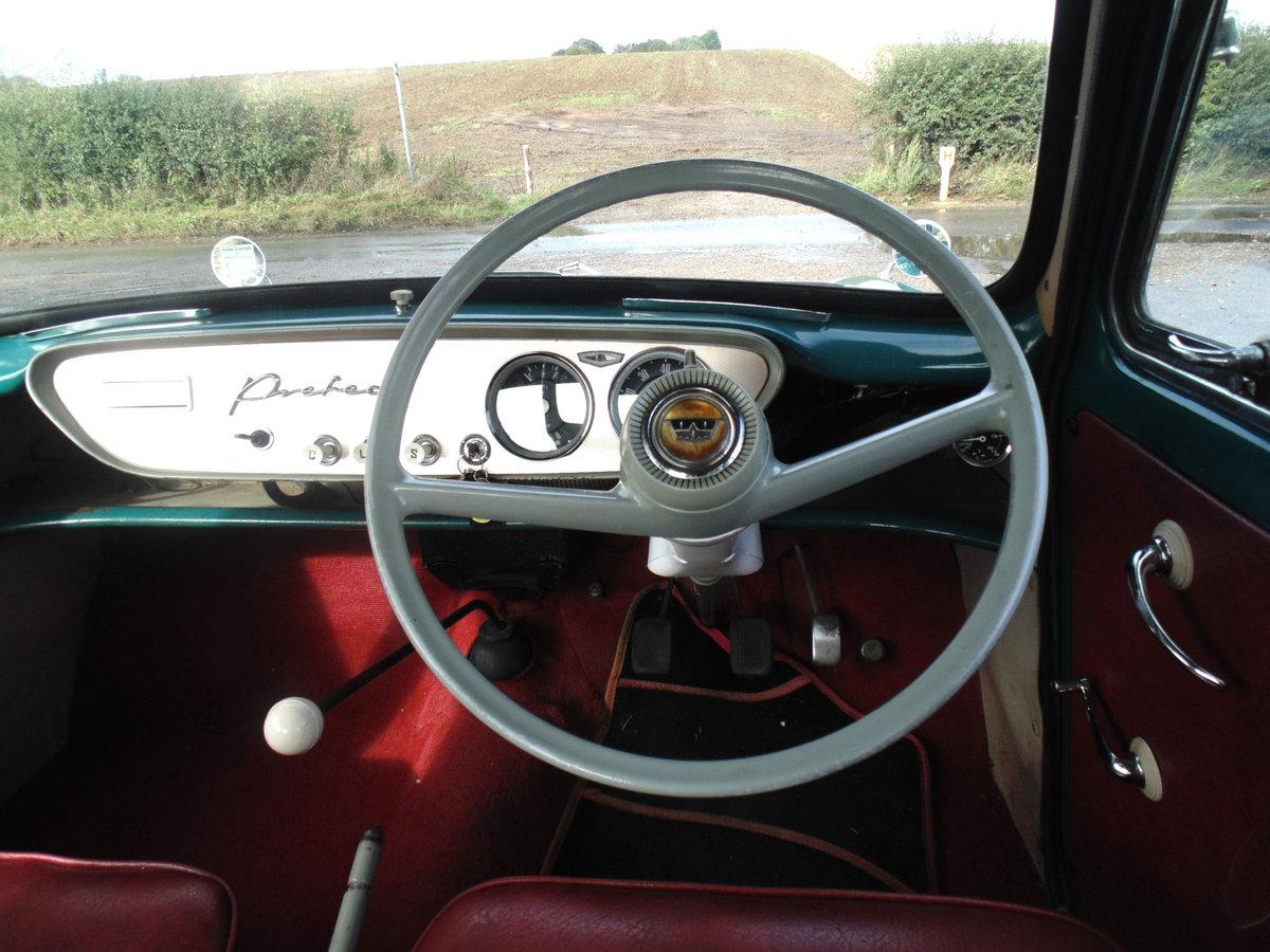 1956 Ford Prefect 100E SOLD (picture 4 of 6)