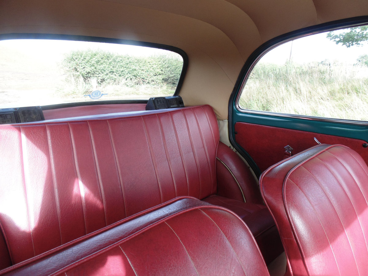 1956 Ford Prefect 100E SOLD (picture 5 of 6)