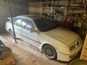 Picture of 1987 Ford Sierra RS Cosworth 7,349 miles at ACA 2nd November SOLD