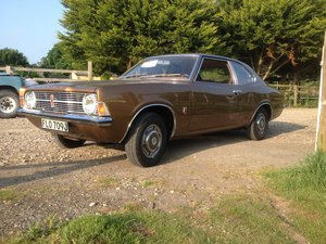 Mk3 Cortina 2 Door 1600XL  For Sale