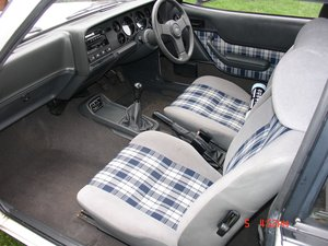 1984 Ford Capri 1.6LS - 38k from new, 3 owners For Sale