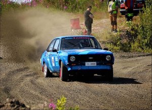 Ford Escort 2.0l Rally Car For Sale