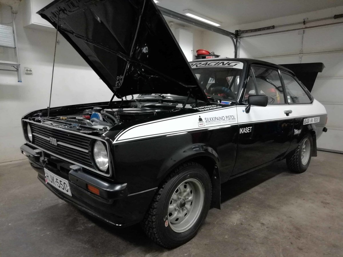 Ford Escort MK2 Historic rally car For Sale (picture 1 of 5)