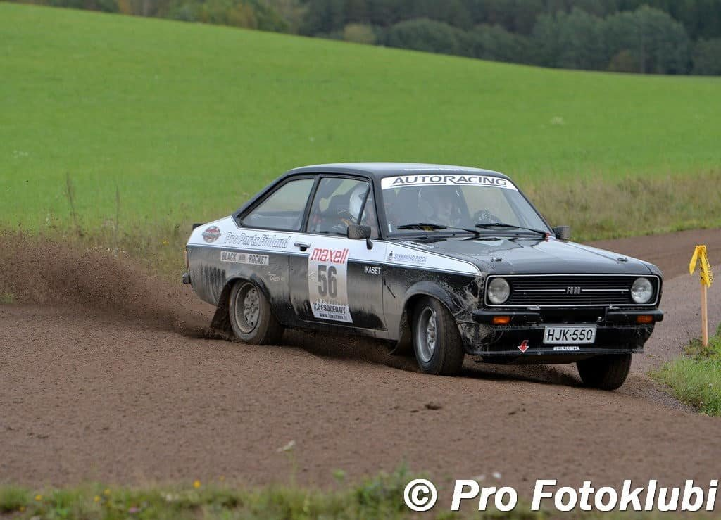 Ford Escort MK2 Historic rally car For Sale (picture 3 of 5)