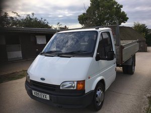 1992 Ford Transit New Generation Tipper