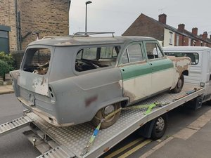 1960 Ford zephyr mk2 farnham  project For Sale