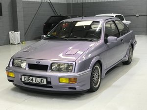1986 Ford Sierra rs cosworth LHD moonstone blue