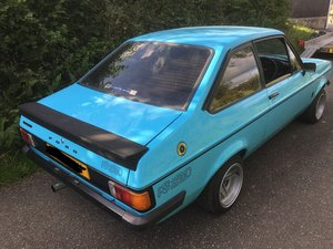 1980 Escort Mk2 RS2000, Zetec, Atlas, Fast Road For Sale