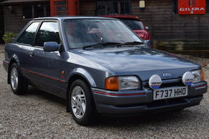 Ford Escort XR3i Mk 4 (Unrestored Original Car) 1988 F Reg