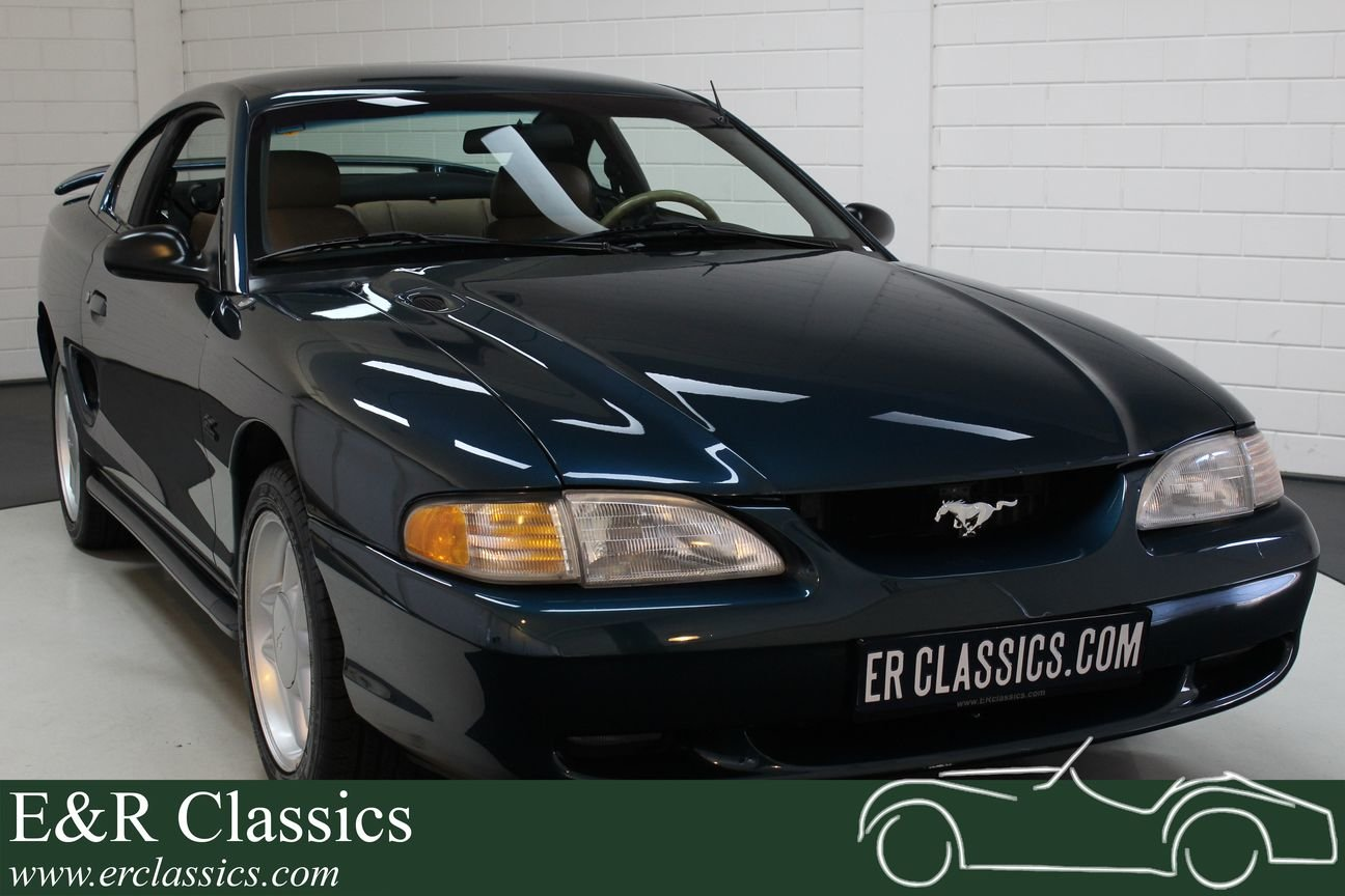 new product d73e8 bd674 Ford Mustang GT 5.0 V8 1994 In good condition For Sale | Car ...
