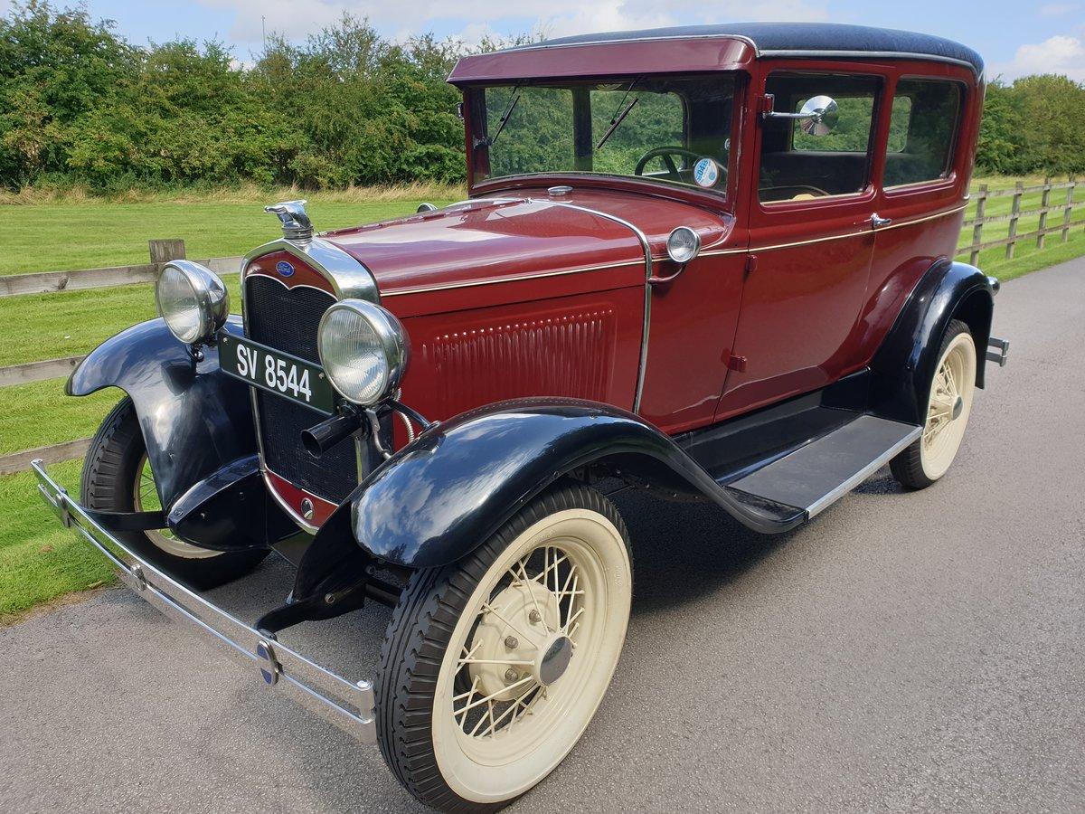 1930 Ford Model A Tudor Sedan Street Rod for Sale