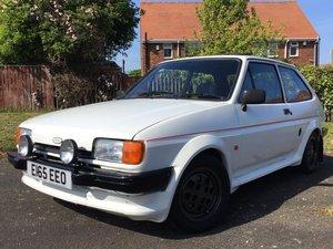 1987 Ford Fiesta Mk2 XR2 1.8 ZVH