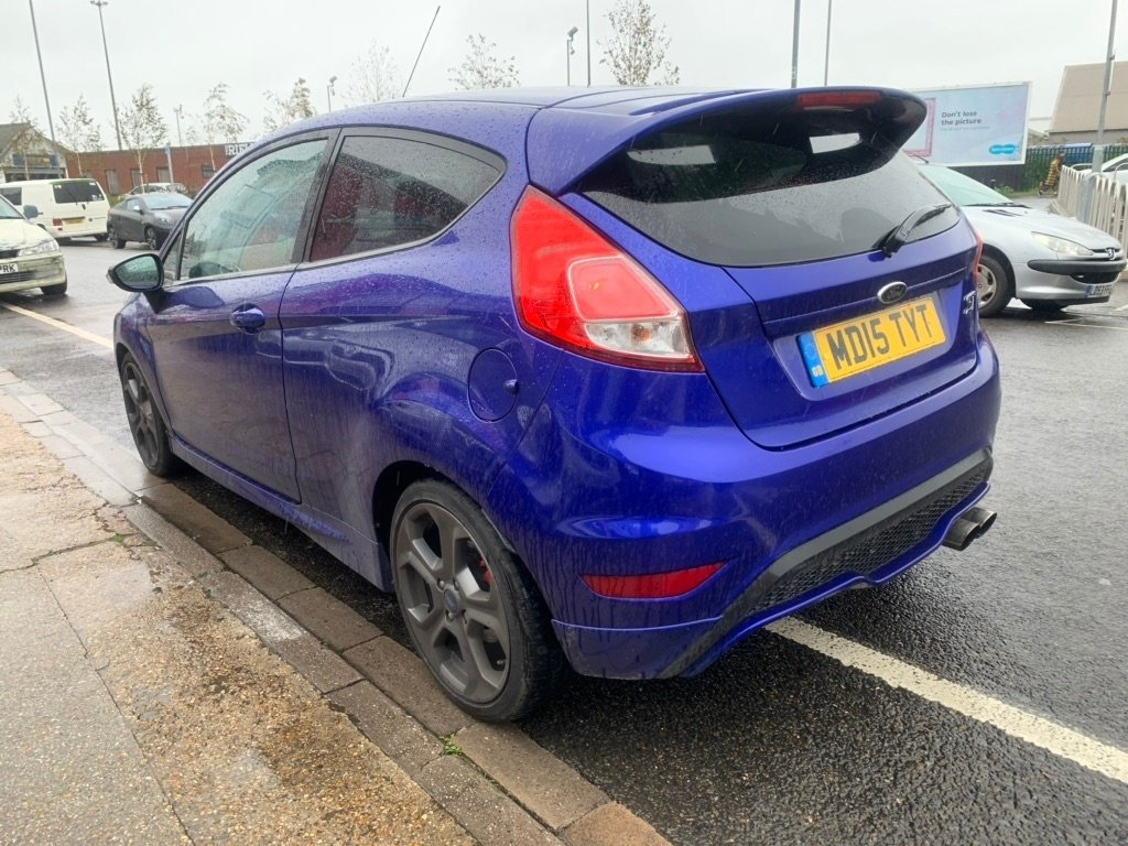 2015 Ford Fiesta ST 1.6 Ecoboost For Sale (picture 2 of 6)