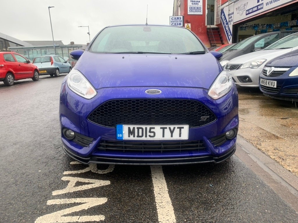 2015 Ford Fiesta ST 1.6 Ecoboost For Sale (picture 5 of 6)
