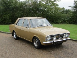 1968 Ford Cortina 1600E MK2 at ACA 2nd November