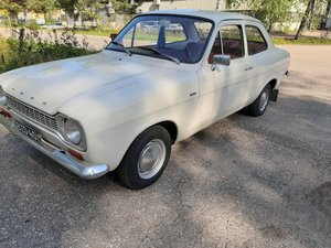 Ford Escort 1100 SOLD
