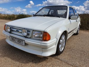 1985 FORD RS TURBO SERIES 1 - LHD SOLD