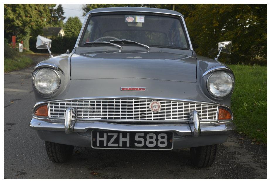 1964 Restored Anglia 105E for sale SOLD (picture 1 of 6)