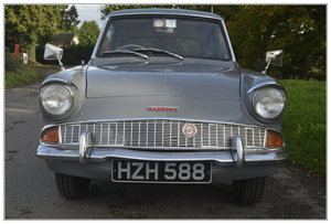 1964 Restored Anglia 105E for sale For Sale