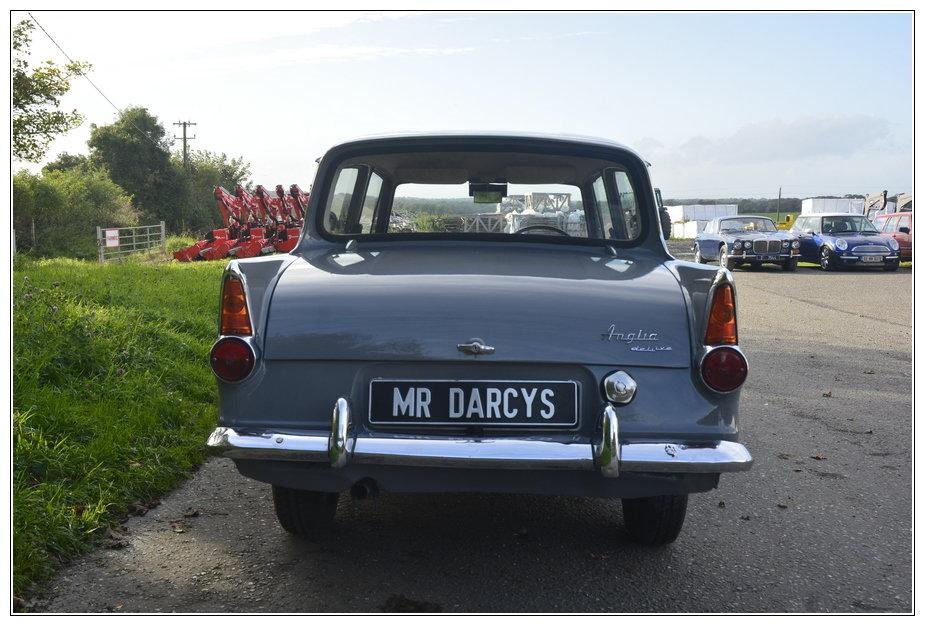 1964 Restored Anglia 105E for sale SOLD (picture 2 of 6)