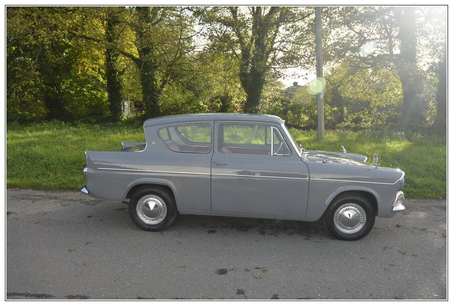 1964 Restored Anglia 105E for sale SOLD (picture 5 of 6)