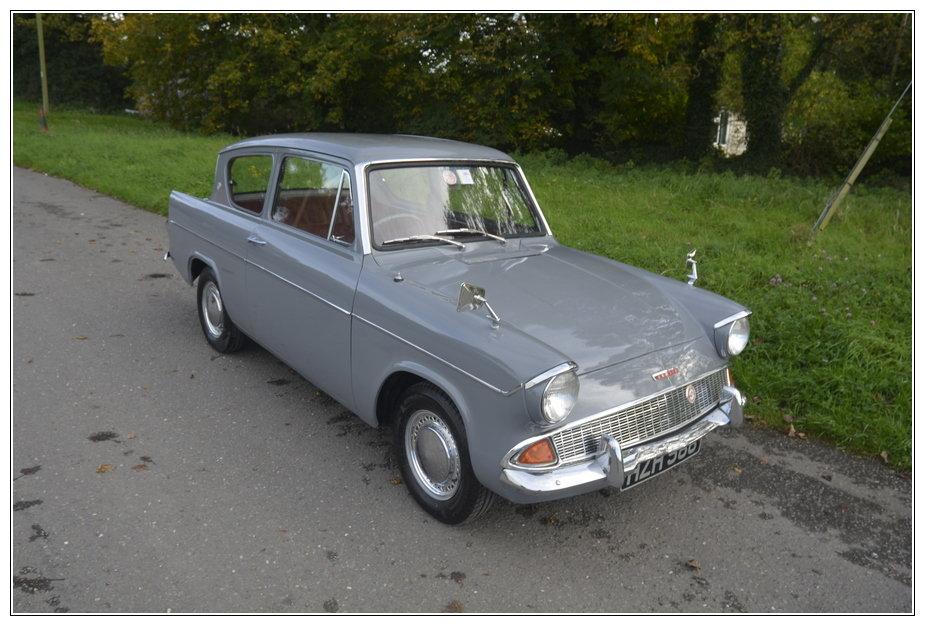 1964 Restored Anglia 105E for sale SOLD (picture 6 of 6)