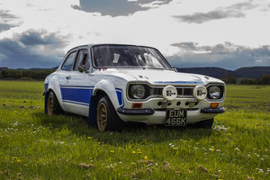1971 Ford Escort Mexico For Sale by Auction