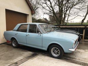 1969 FORD CORTINA MK2 REGD AS 2.0 GT OFFERS PX MK1 ESCORT VAN