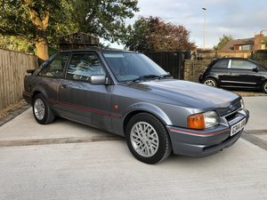 1989 FORD ESCORT XR3i STUNNING SHOW CAR OFFERS PX MK1 MK2 MEXICO  For Sale