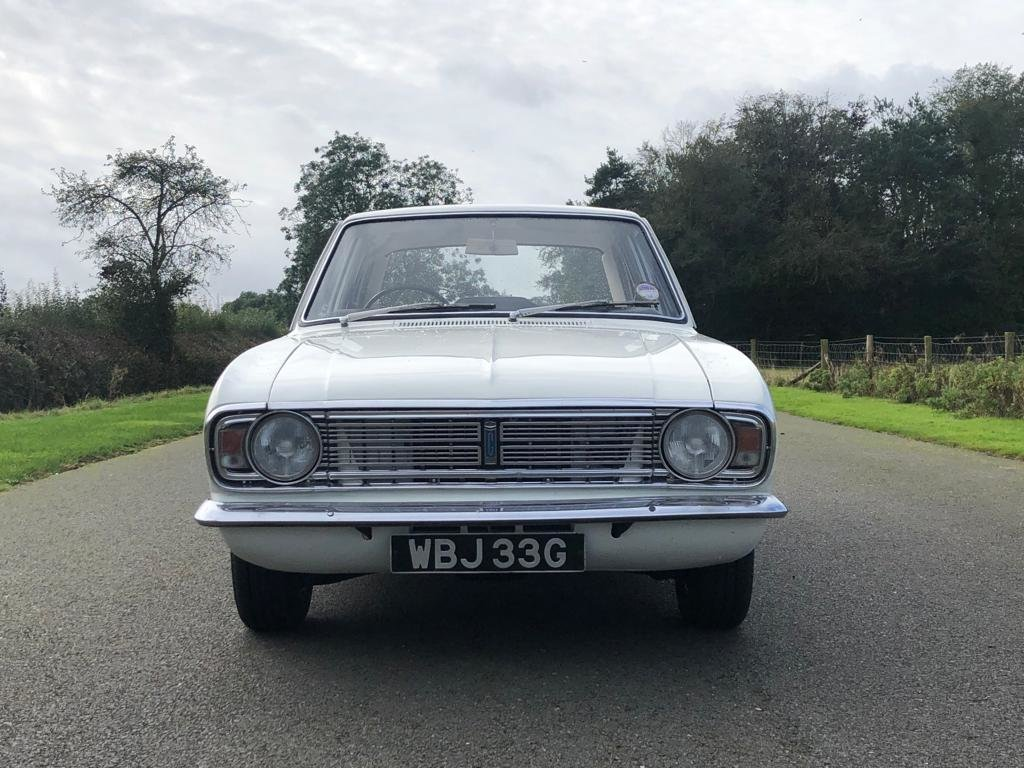 1968 Ford Cortina 1600 GT MK II For Sale (picture 2 of 6)