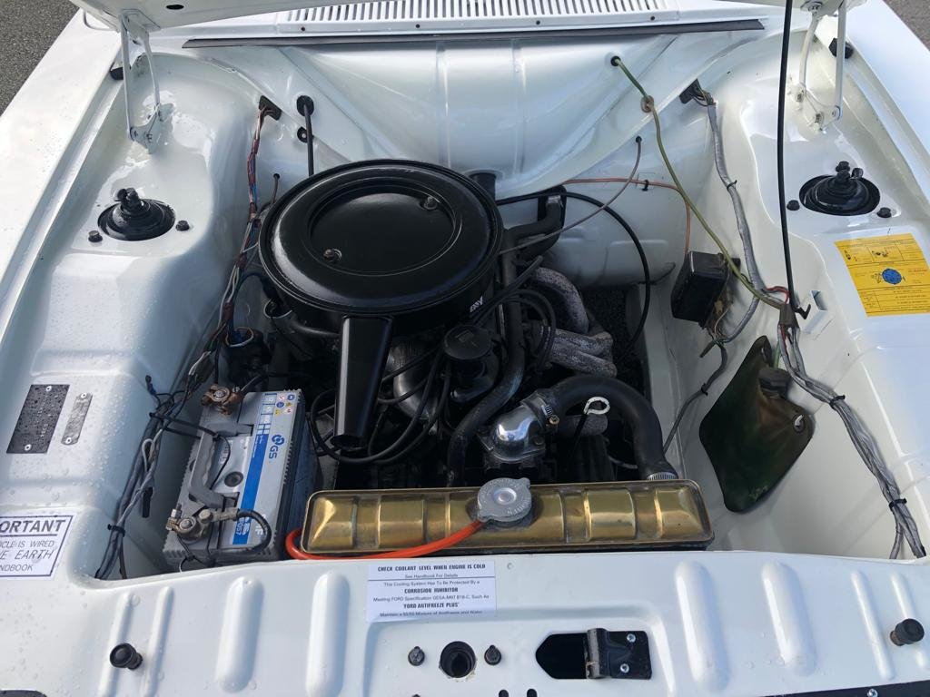 1968 Ford Cortina 1600 GT MK II For Sale (picture 5 of 6)