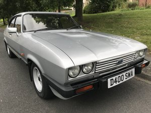 1987 Ford Capri 1.6 LOWMILEAGE 1 OWNER FORD HISTORY