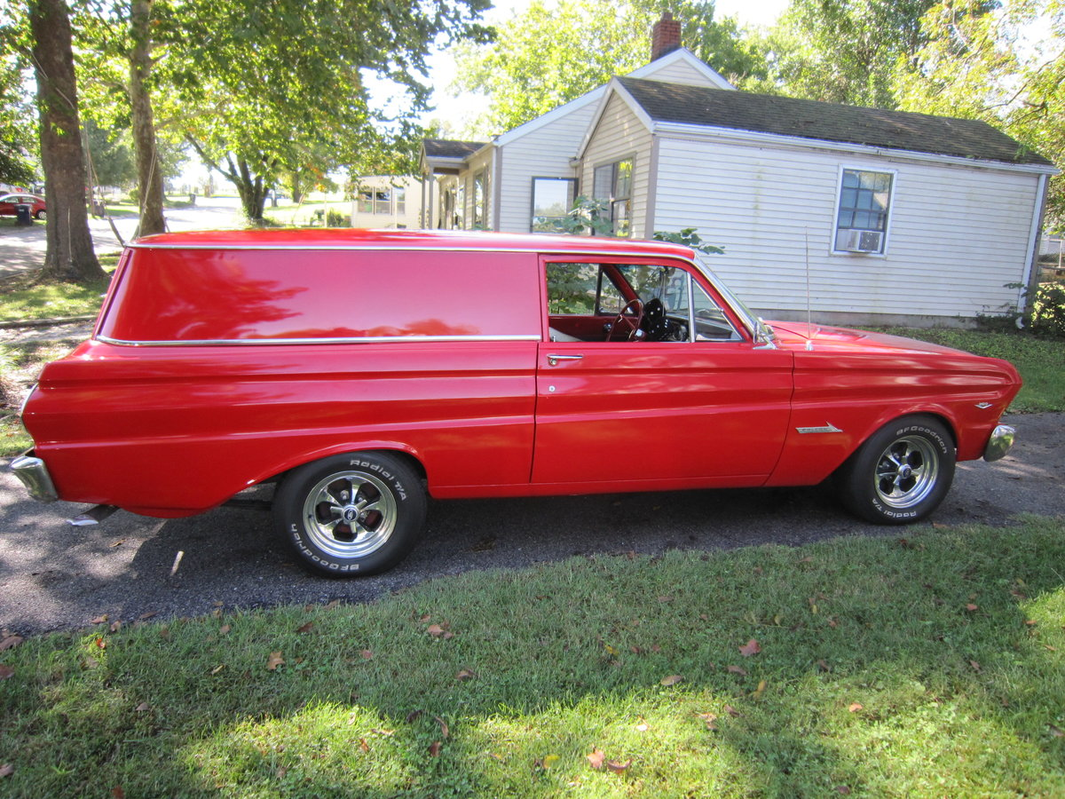 RARE ONLY 537 Produced 1965 Falcon Sedan Delivery For Sale (picture 1 of 6)