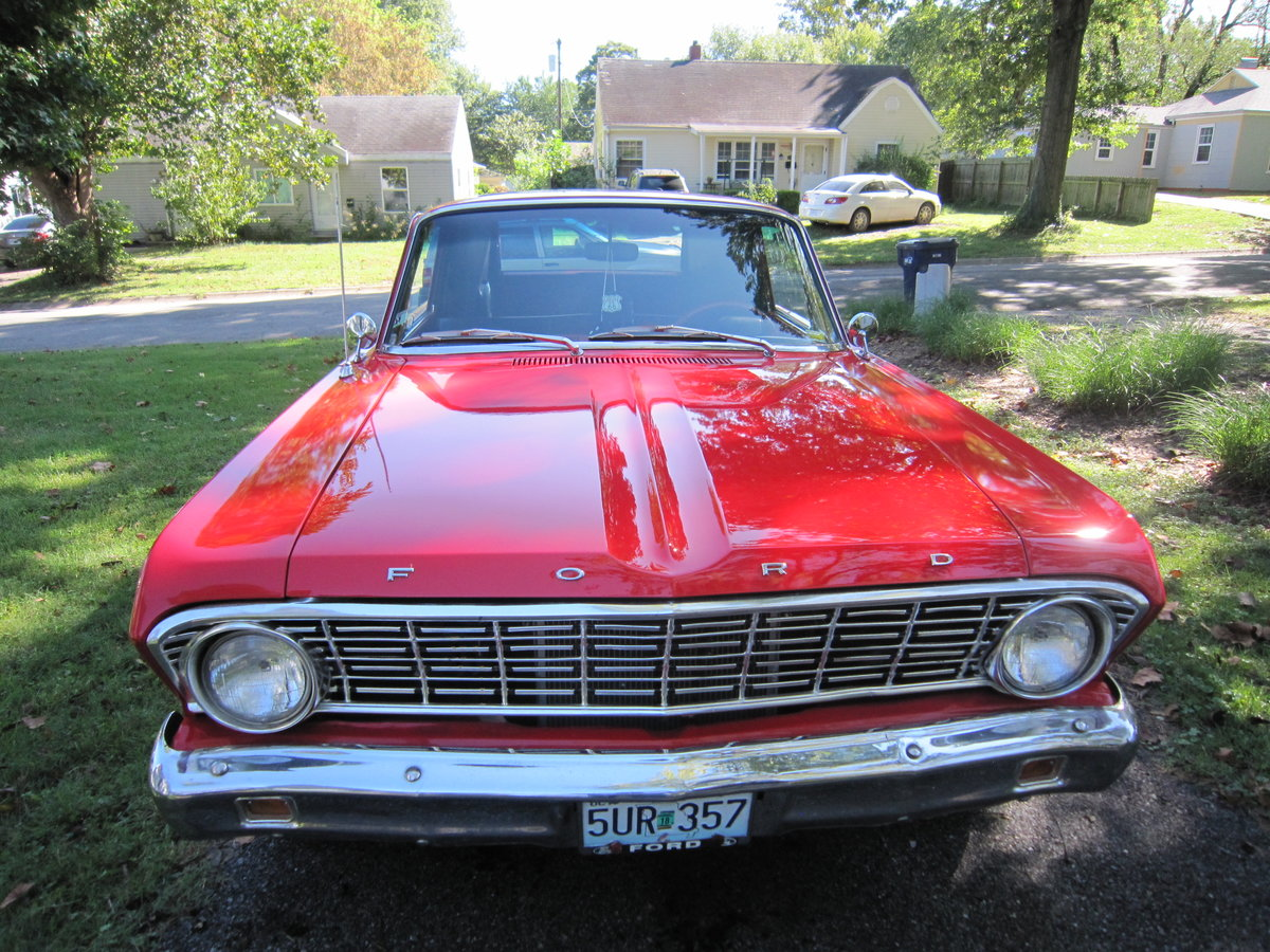 RARE ONLY 537 Produced 1965 Falcon Sedan Delivery For Sale (picture 2 of 6)