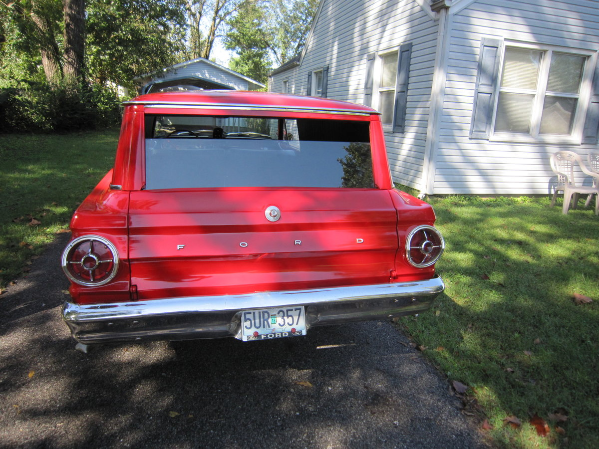 RARE ONLY 537 Produced 1965 Falcon Sedan Delivery For Sale (picture 3 of 6)