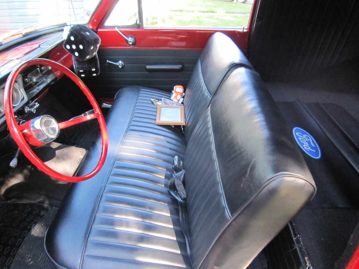 RARE ONLY 537 Produced 1965 Falcon Sedan Delivery For Sale (picture 4 of 6)