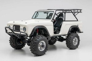1970 Ford Bronco Full Restore All Custom 1 off 450-HP Lift  $55.9