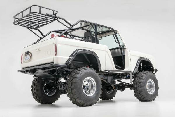 1970 Ford Bronco Full Restore All Custom 1 off 450-HP Lift  $55.9 For Sale (picture 2 of 6)