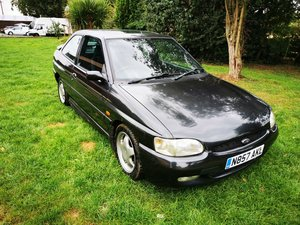 1996 Ford escort rs2000 3 dr h/back classic
