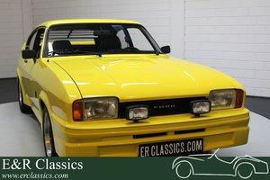 Ford Capri Mk2 2000 S V6 1977 Chiquita