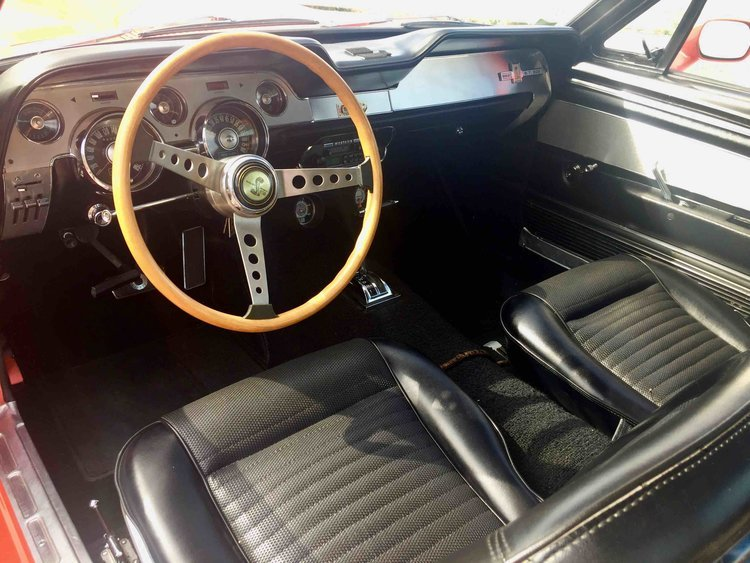 1967 Shelby GT500 Mustang with Tom Jaarda mods For Sale (picture 3 of 6)