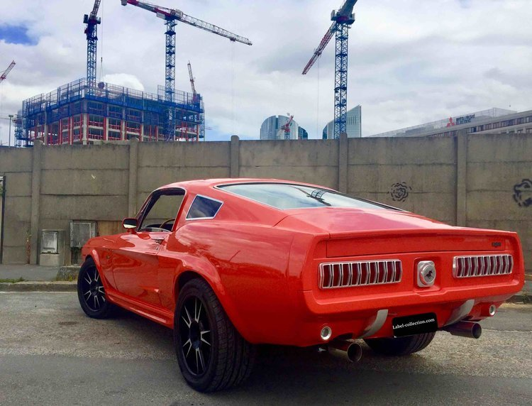1967 Shelby GT500 Mustang with Tom Jaarda mods For Sale (picture 5 of 6)