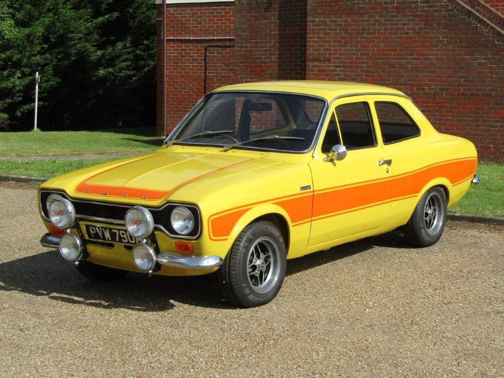 1974 Ford Escort RS2000 MKI at ACA 2nd November  For Sale (picture 2 of 6)