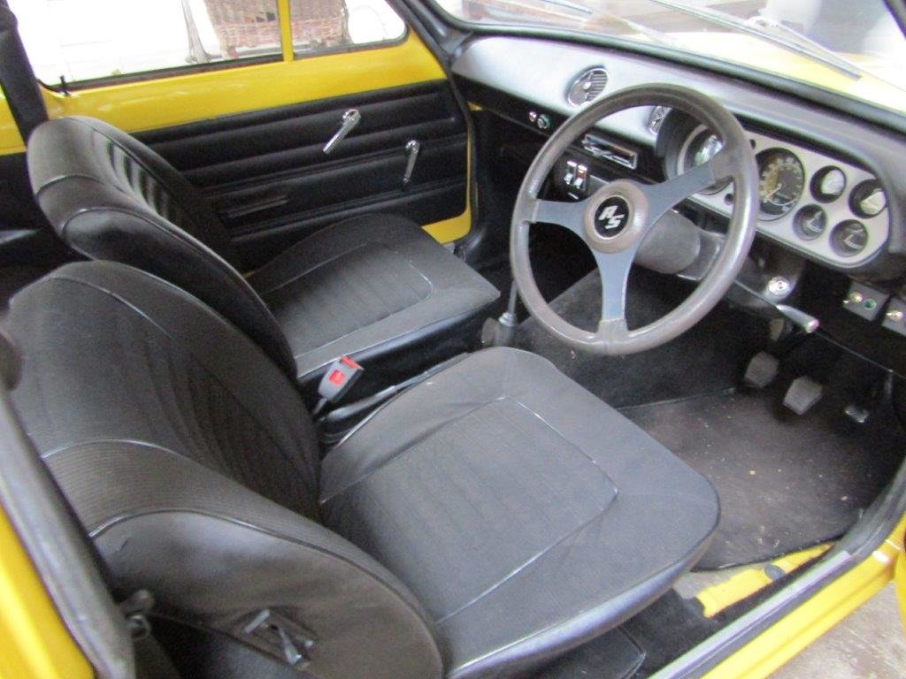 1974 Ford Escort RS2000 MKI at ACA 2nd November  For Sale (picture 3 of 6)