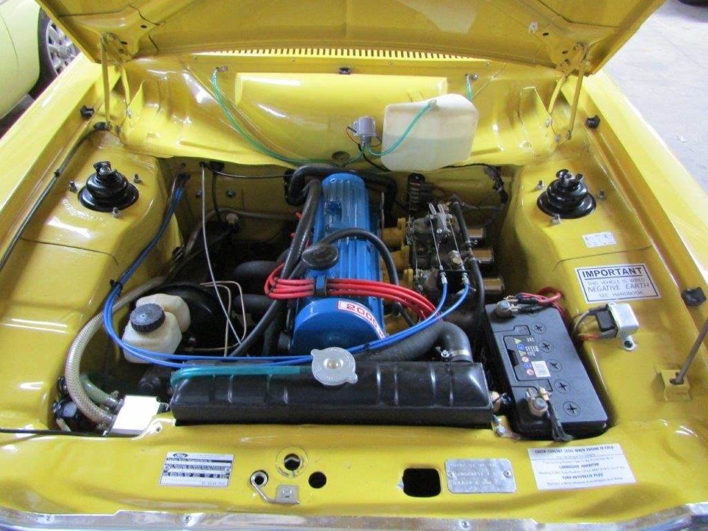 1974 Ford Escort RS2000 MKI at ACA 2nd November  For Sale (picture 5 of 6)