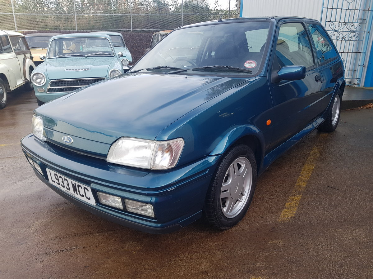1994 Ford Fiesta Rs1800 - 2 Owners - 54k - FSH - Stored since  05 For Sale (picture 2 of 6)