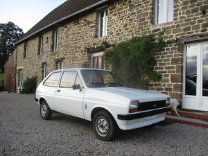Ford fiesta mk1 1981 lhd For Sale