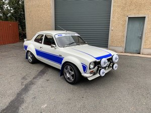 1973 Ford escort rs2000 mk1 s2000 running gear